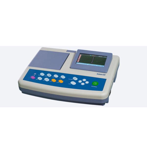 الکتروکادیوگراف 6 کاناله - ECG - دستگاه نوار قلب