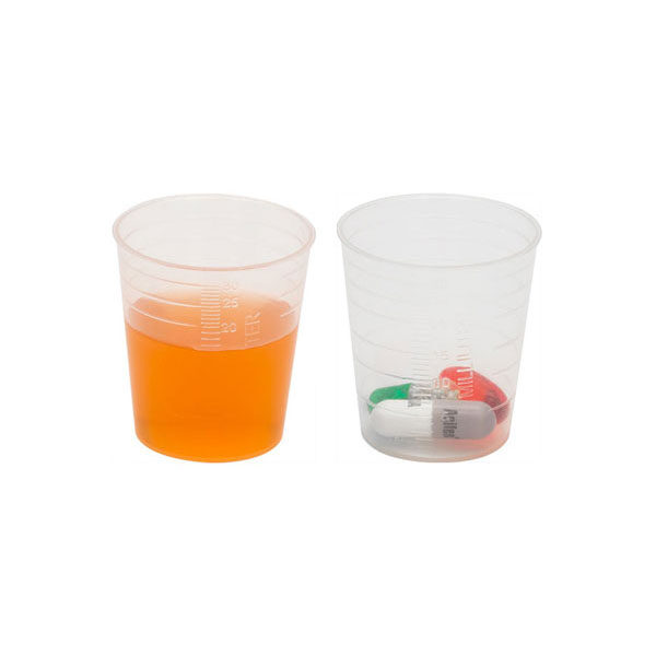 کاپ دارویی مدرج