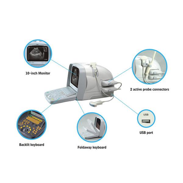 دستگاه سونوگرافی CTS-5500